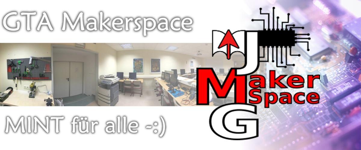 Das erste Schul-Makerspace in der Region Westsachsen